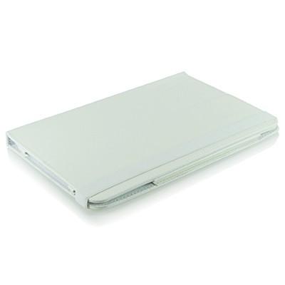 """Funda Tablet 3GO 10"""" Cuero blanco"""