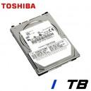 "HD Portátil 1TB Toshiba 2,5"" S-ATA"