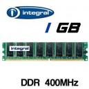 Memoria DDR 1024MB PC-400 Integral