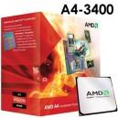 Micro AMD X2 A4-3400 S-FM1 2,7GHz