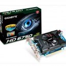 SVGA ATI Redeon HD6750 Gigabyte 1GB DDR5