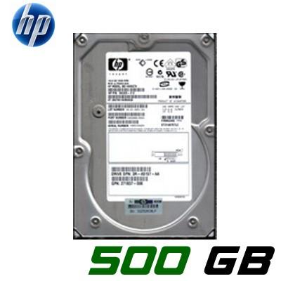 """HD 500GB HP 3G SATA 7,2K LFF 3,5"""" (458928-TV1)"""