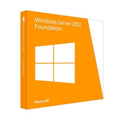 Licencia Windows 2012 Server Foundation HP
