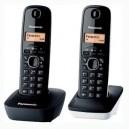 Teléfono DECT Panasonic KX-TG1612 Pack duo