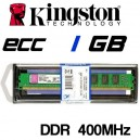 Memoria DDR 1024MB PC-400 Kings. ECC KTD-WS670/1G