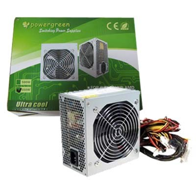 Fuente de alimentación 500W Powergreen 12X12