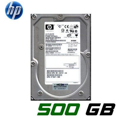 "HD 500GB HP 6G SATA-III  SFF 3,5"" (655708-B21)"