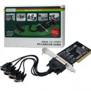 Tarjeta Amp. 4 P. Serie PCI Digitus DS-33002-1
