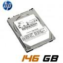 """HD Servidor 2,5"""" HP 146GB SAS  512547-TV1"""