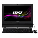 "All in One MSI AP1622-001XEU 15,6"" Tactil Negro"