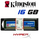 Memoria DDR-3 16GB PC-1600 Hyper-X Kigston