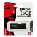 Memoria Mini Drive USB 16GB 3.0 DT100G3 Kingston