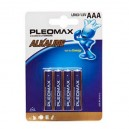 Pilas Alcalinas AAA LR03 Blister 4Uds