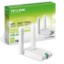 Adaptador USB WiFi+Ant+Base TP-Link 300M WN822N