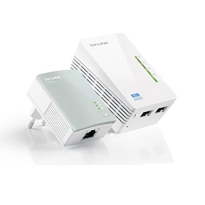 PLC TP-Link Kit de 2 WiFi AV500 TL-WPA4220KIT