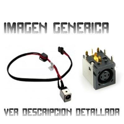 Conector DC Jack PJ-14A Acer 1,65mm
