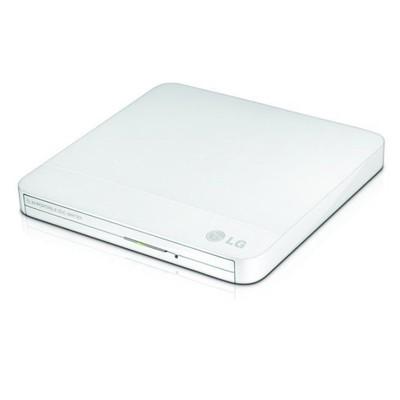 DVR LG Externa Slim Blanca USB 2.0 GP50NW40