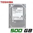 HD 500GB Toshiba SATA-III 600 DT01ACA050