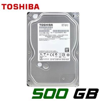 HD 500GB Toshiba SATA-III 600 DT01ACA050 (RFB)
