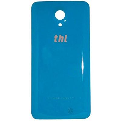Funda Movil THL T5S Tapa Azul Claro