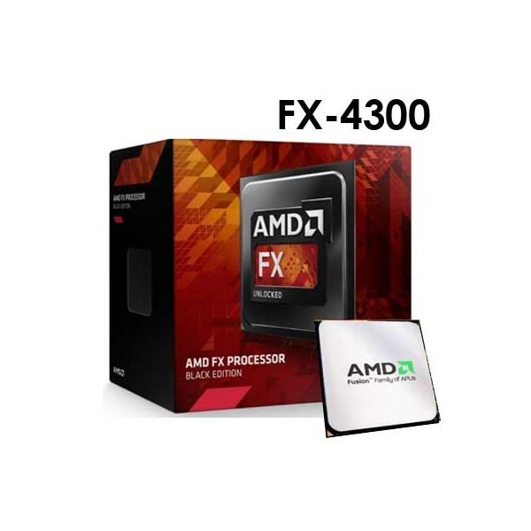 Micro Amd Fx 4300 S Am3 Soluciones Del Hard