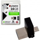 Memoria Mini Drive USB 16GB DTDUO3 3.0 Kingston