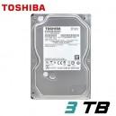 HD 3TB Toshiba SATA-III 600 7200rpm DT01ACA300