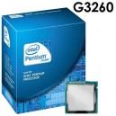 Micro. Intel Core G3260 3,3GHz, S-1150, 3MB