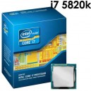 Micro Intel Core i7 5820K 3,3GHz S-2011-V3