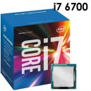 Micro Intel Core i7 6700 3,4GHz, S-1151 8MB