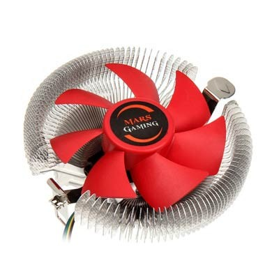 Ventilador CPU Mars Gaming MCPU1 msocket AMD-INTEL