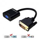 Cable Adaptador DVI-D M a VGA H 0,2m