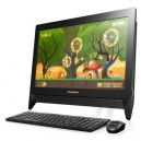 "All In One Lenovo C20-00 19,5"" F0BB00SNSP Negro"