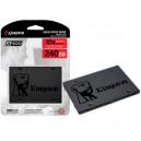 HD SSD 240GB Kingston SATA-III SA400S37/240G