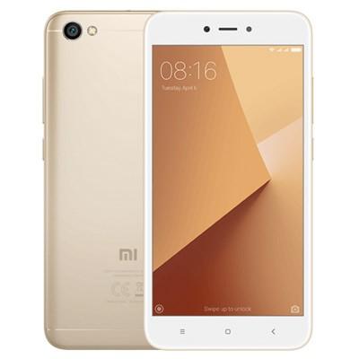 """SmartPhone Xiaomi Redmi Note 5A 5,5"""" QC 16G Gold"""