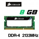 Memoria Portátil DDR-4 8GB PC 2133 Corsair 1,2V