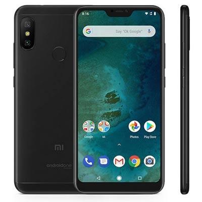 "SmartPhone Xiaomi Mi A2 Lite 5,8"" OC 64GB Negro"