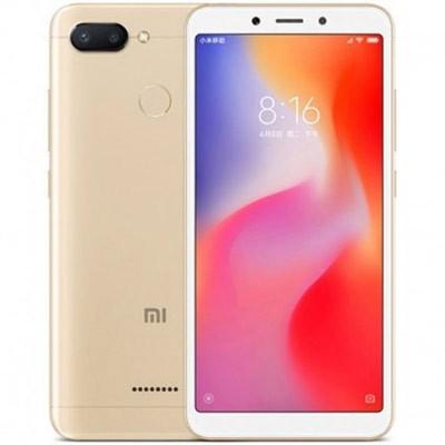 """SmartPhone Xiaomi Redmi 6 5,45"""" OC 64GB Gold"""