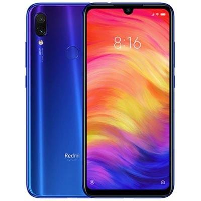 """SmartPhone Xiaomi Redmi Note 7 6,3"""" OC 4+64GB Azul"""