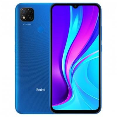 "SmartPhone Xiaomi Redmi 9 6,53"" OC 4+64G Azul"
