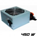 Fuente de alimentación 450W ATX S-ATA 12x12