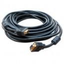 Cable VGA 10m M/M apantallado