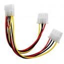 Cable duplicador Molex a 2 Molex