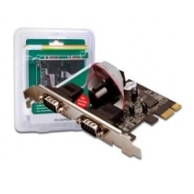 Tarjeta Amp. 2 P. Serie PCI-Exp Digitus DS-30000-1