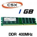 Memoria DDR 1024MB PC-400 CSX