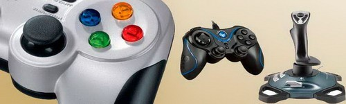 Mandos Joysticks