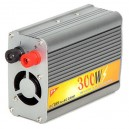 Inversor de corriente 300W 24V-230V. (camión)