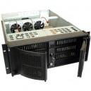 "Caja Rack 19"" 4U Negra HTCR4U608-BK"