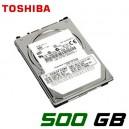 "HD Portátil 500GB Toshiba 2,5"" S-ATA"
