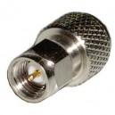 Conector cable Coaxial BNA Macho RG85